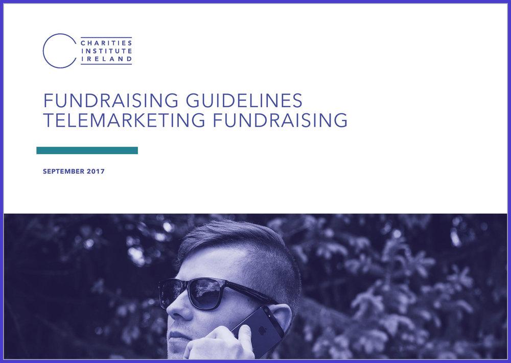 Fundraising Guidelines: Telemarketing Fundraising
