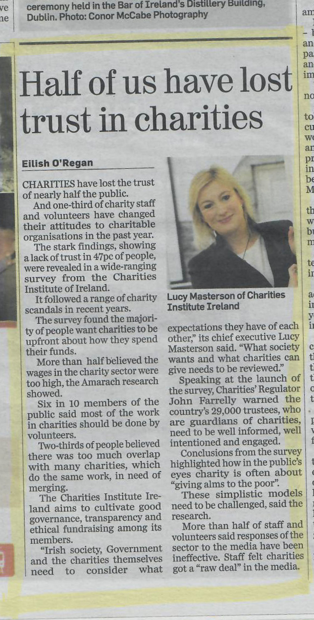 Irish Charities Trust
