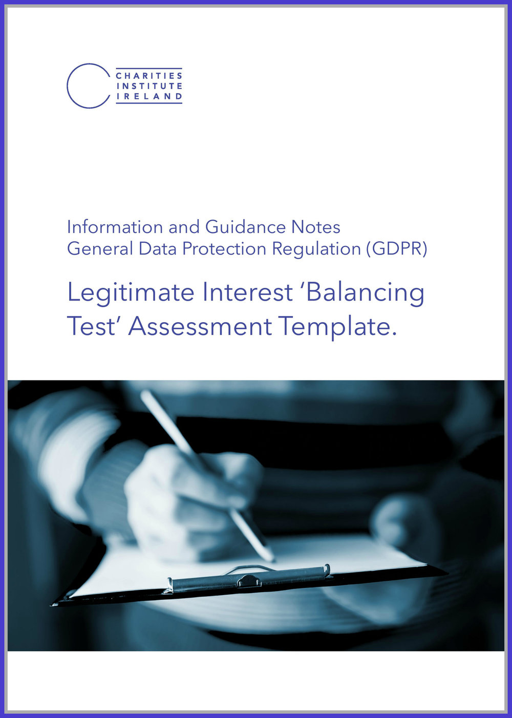 CII Guidance Notes Legitimate Interest  Balancing Test  Assessment cover pic.jpg