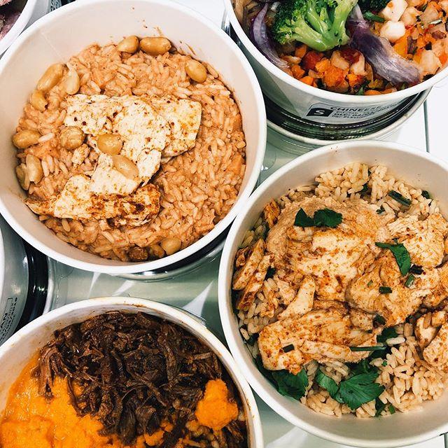Plus que quelques jours pour déguster nos plats chauds «recette d'hiver», début Avril on recommence avec 4 nouveaux plats! 🍂🥕 #nomadfood #lunch #lunchbox #hotmeal #meal #food #lunchtime #lunchideas