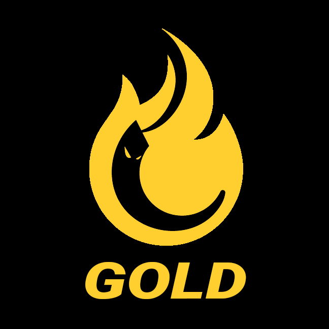 GOLD  SPONSOR - All Features of Silver and Bronze SponsorshipFeatured Company Promotion: - Front of jersey logo placement.- Bonus: Free additional 12 months Promotion.*Sponsor 2018 at Gold and get 2019 Bronze benefits for Free ($1,900 Value). *Limited Gold Sponsorships