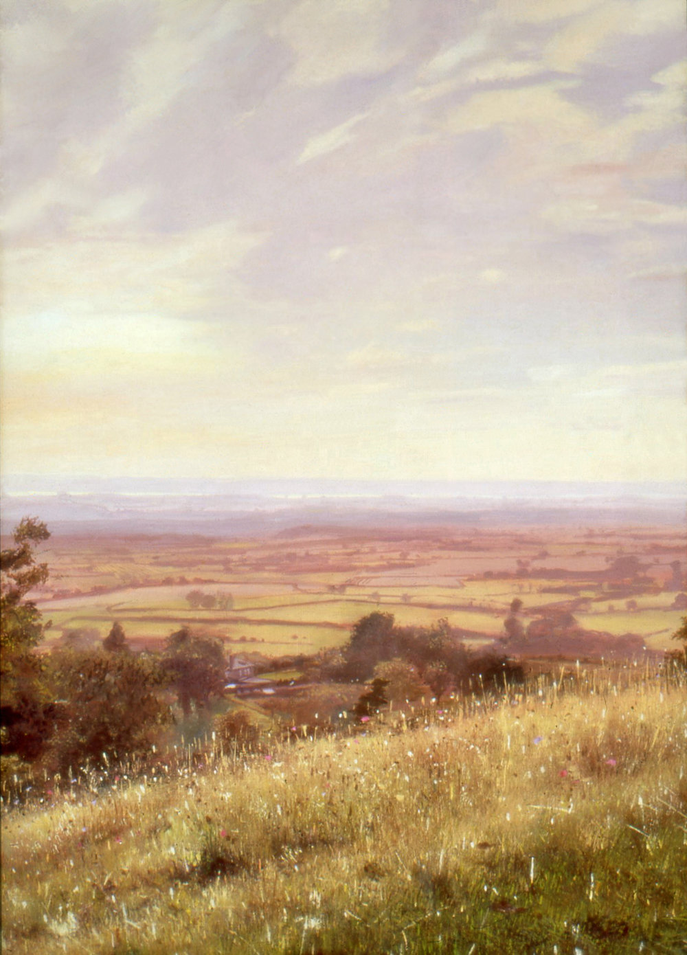 View from Wotton Hill