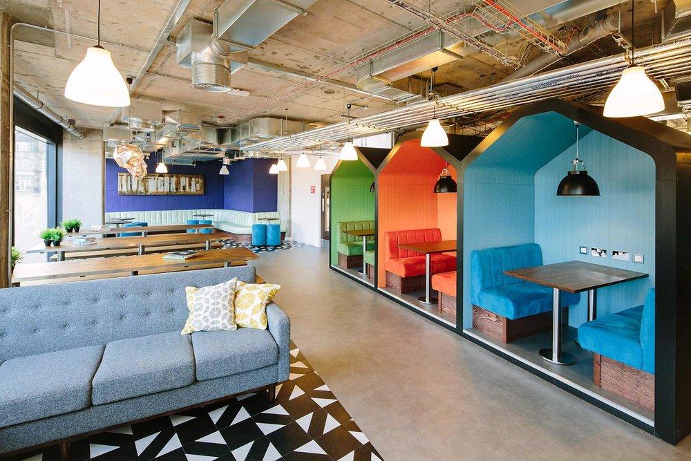 Damside Student Accommodation Lancaster & Form Interior Design Ltd