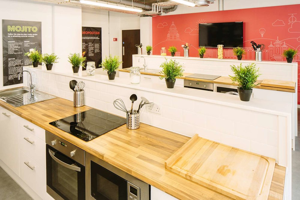 Damside Student Accommodation Lancaster Form Interior Design Ltd