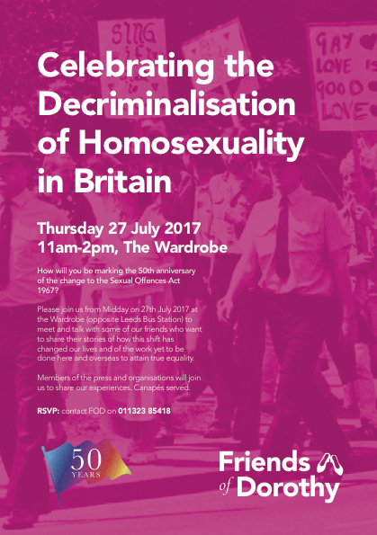 britain homosexuality Decriminalisation of