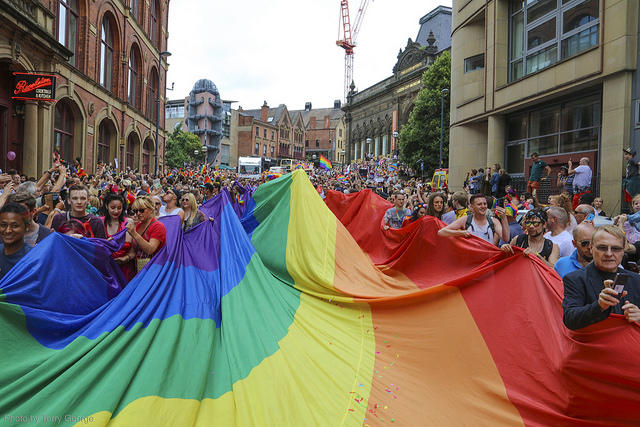 Decriminalisation of homosexuality in england