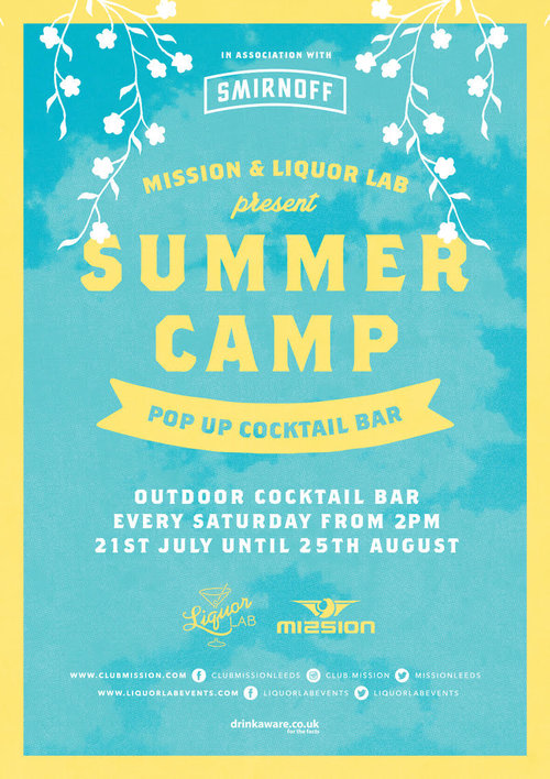 Club Mission - Saturday 4th August