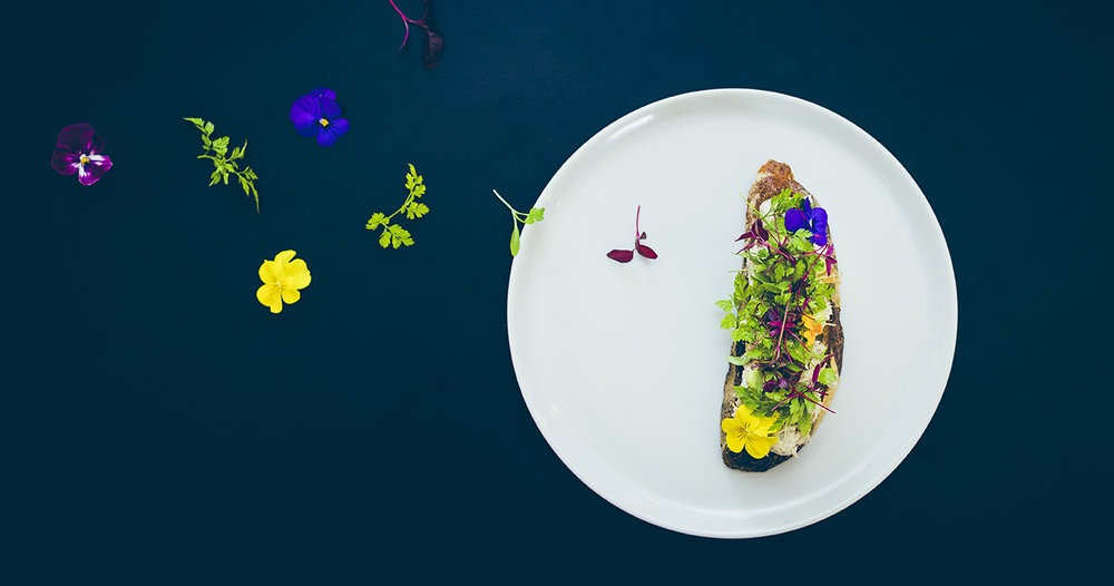 Smoked Mackerel Terrine, Avocado Cream, Soft Herbs.jpg