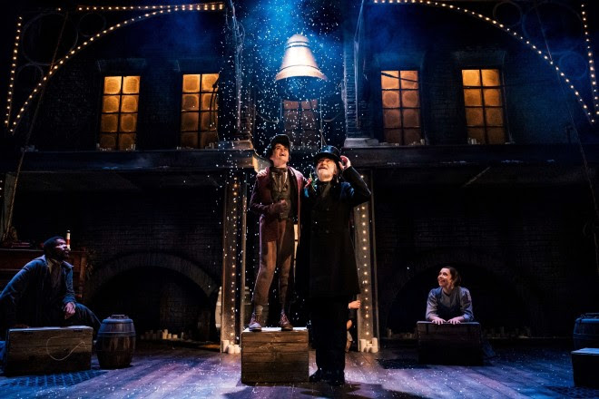 Christmas Carol Meaning.Welcome To Victorian Leeds A Christmas Carol Production Images