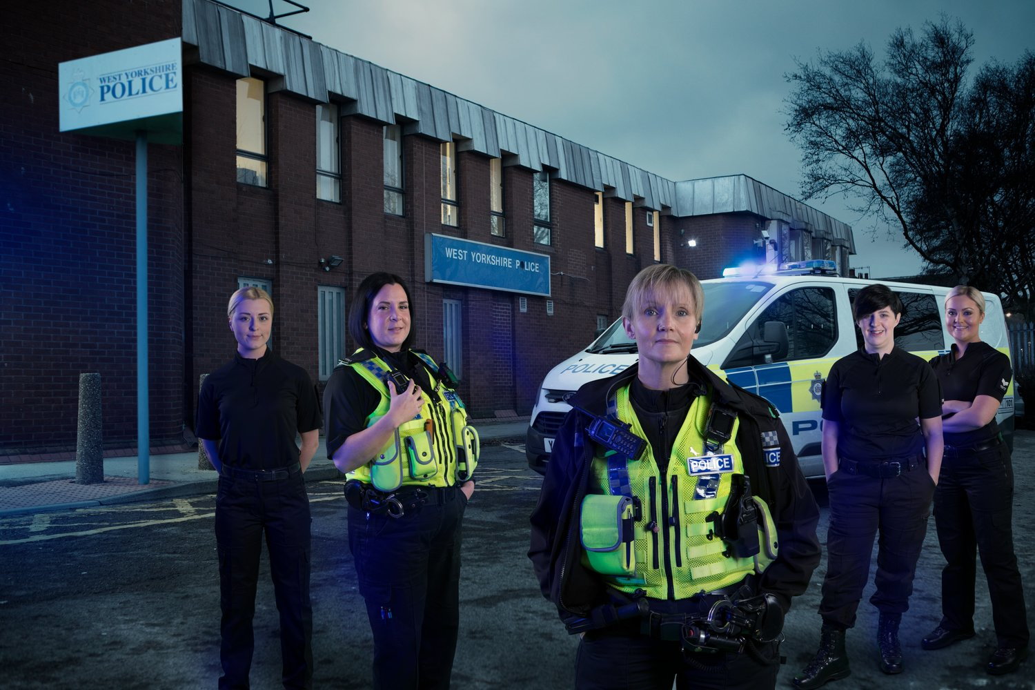 Inspiring Women in West Yorkshire Police Force are Focus of UKTV