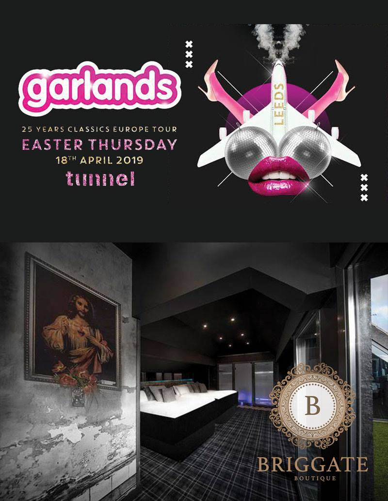 FANCY YOUR CHANCES OF WINNING FREE ENTRY FOR YOU AND 3 FRIENDS, A BOTTLE OF SPIRIT OF YOUR CHOOSING & MIXERS, A LUXURIOUS ROOM WHICH SLEEPS 4 PEOPLE FOR THE NIGHT AT BRIGGATE BOUTIQUE WITH A BOTTLE OF CHAMPAGNE AND EASTER EGGS IN THE ROOM?! HEAD OVER TO THEIR    FACEBOOK PAGE    TO ENTER!!