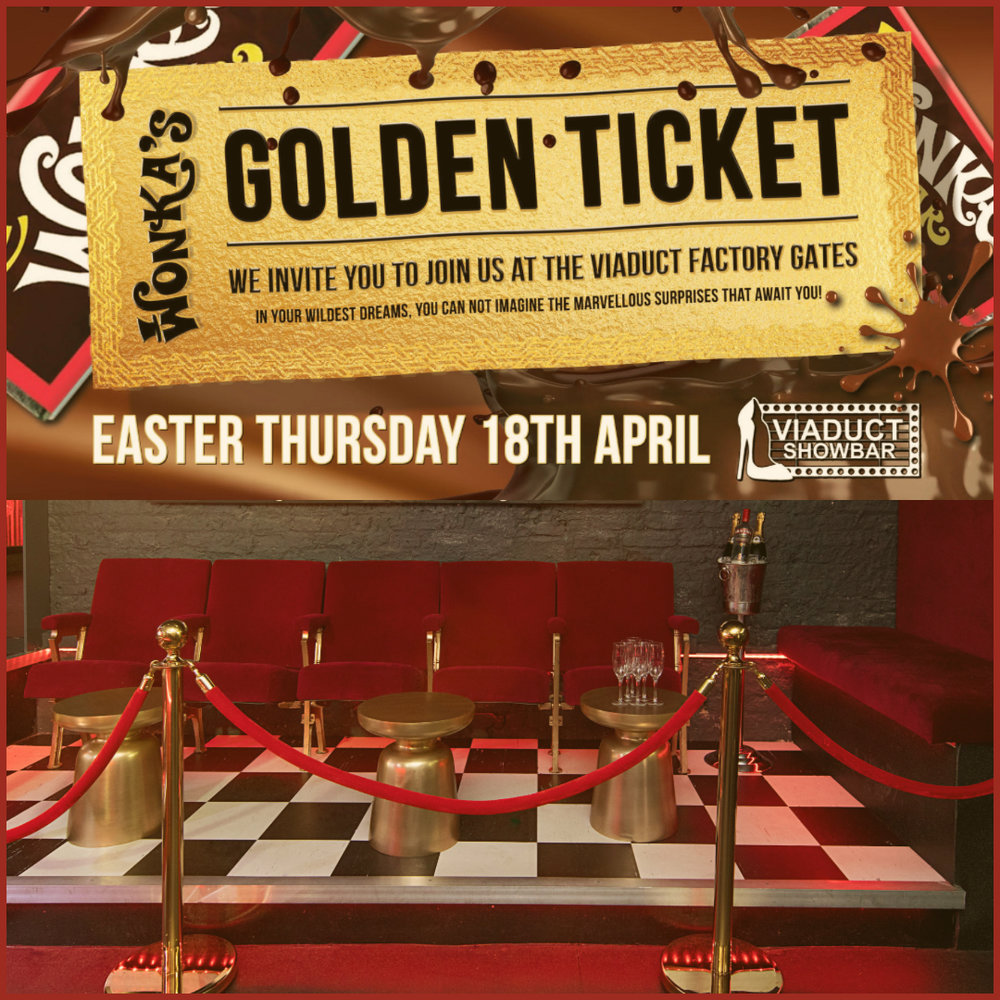 Fancy winning a VIP booth for you and 6 friends, a bottle of spirit of your choice & mixers plus 2 bottles of Champagne and Easter Eggs for all? Head over to their    FACEBOOK PAGE    for more details and to enter!
