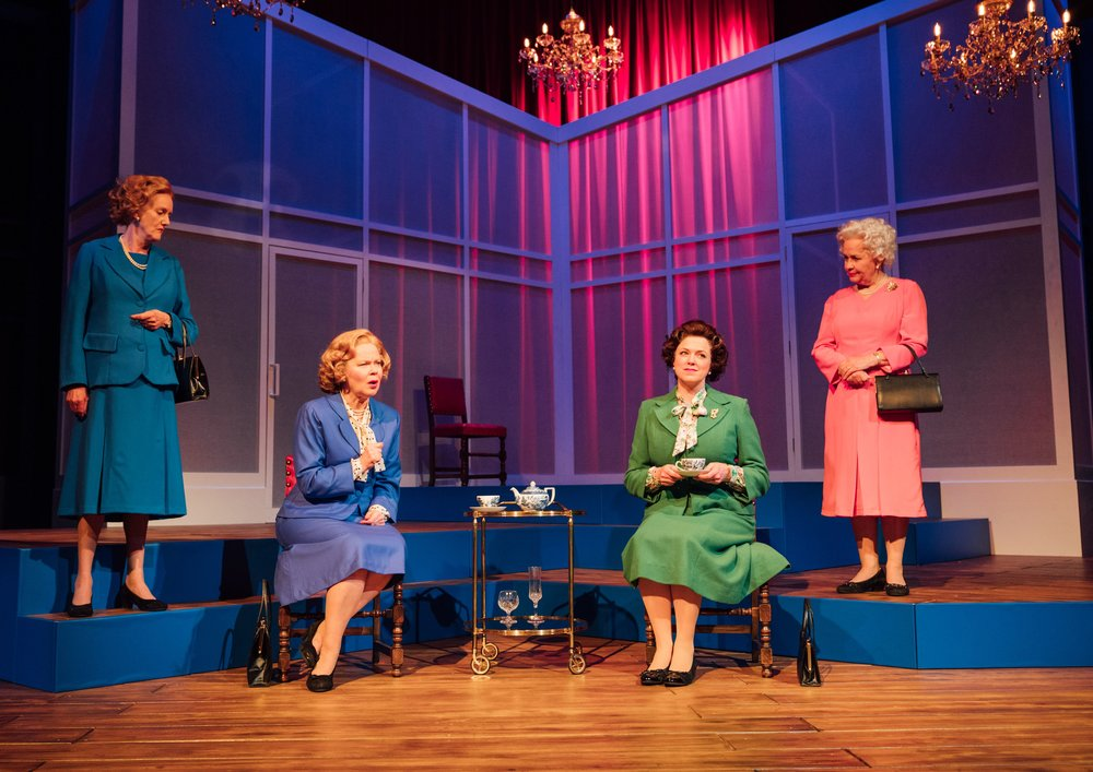 Sarah Crowden, Eve Matheson, Caroline Harker & Susan Penhaligaon - Handbagged. Photography by Helen Murray.jpeg