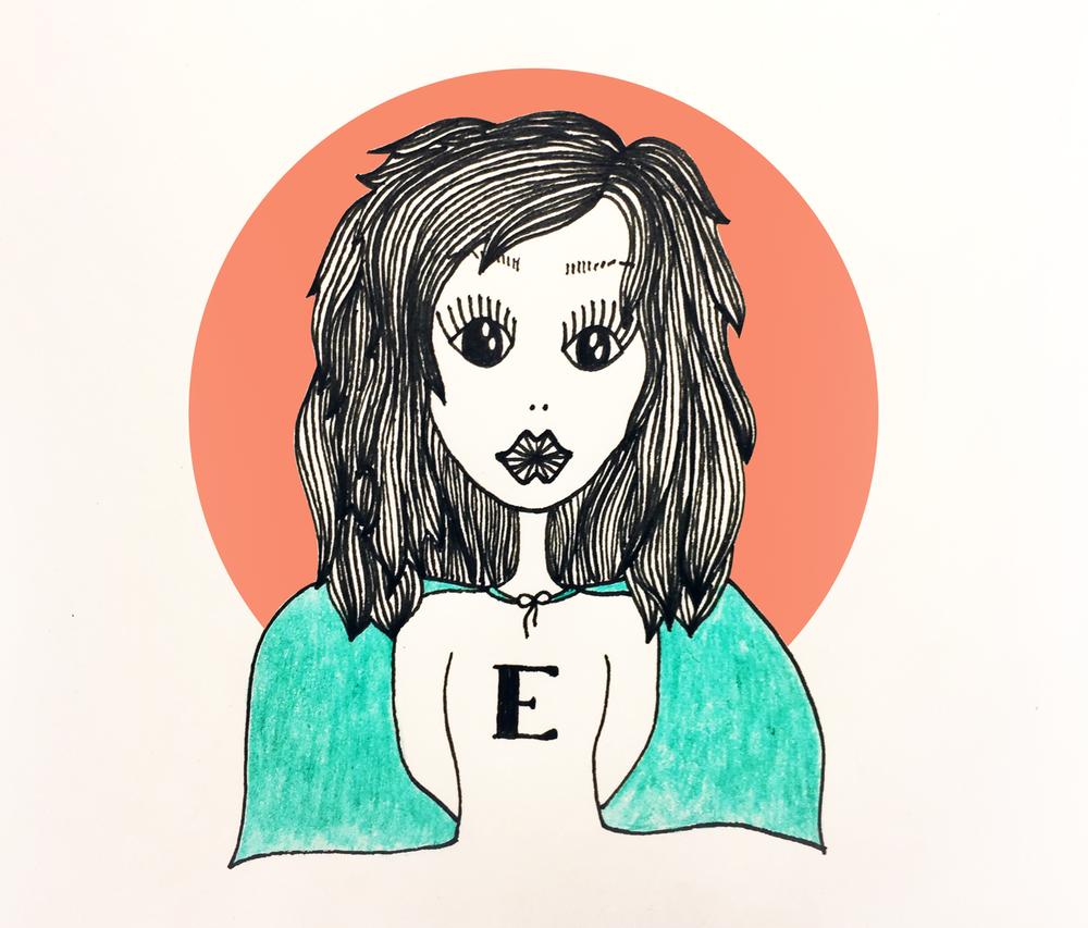 Illustrasjon av Anna Michaelsen.