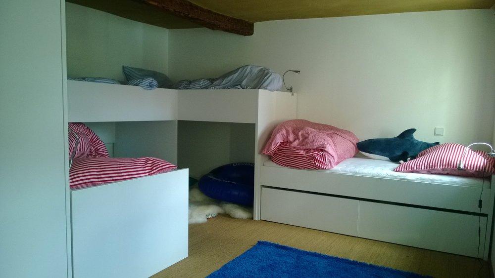 Schlafen wie im Wohnmobil