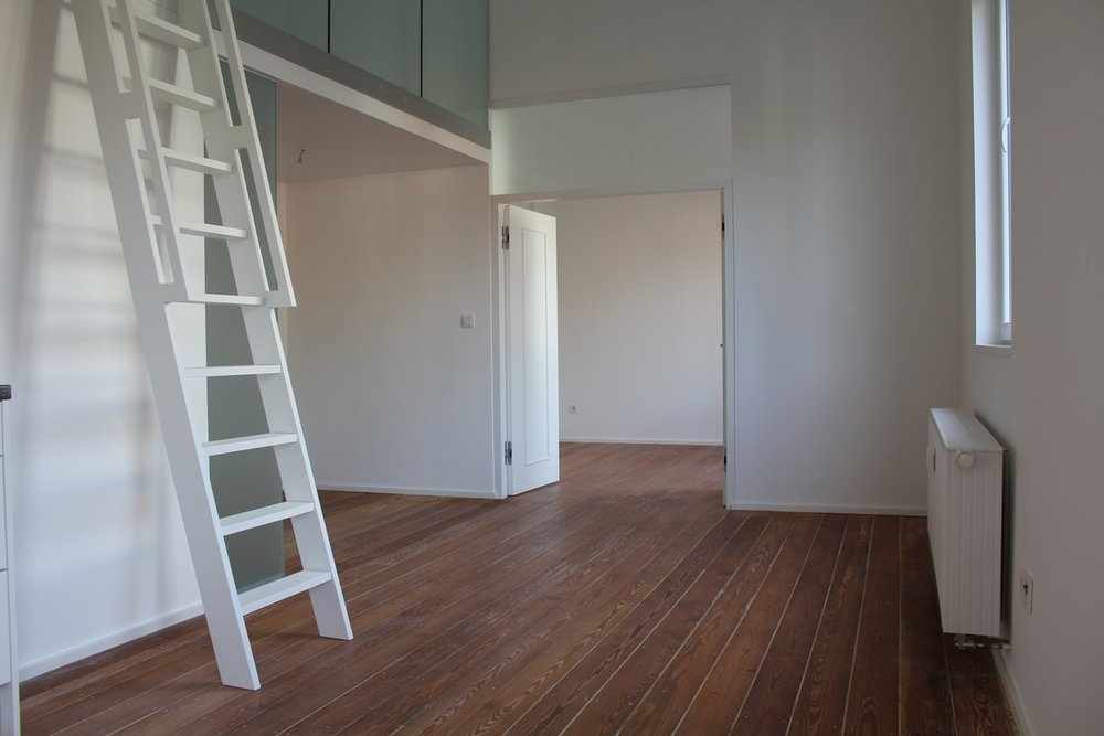 ApartmentsRefurbishing with a close eye on the budget. - see more