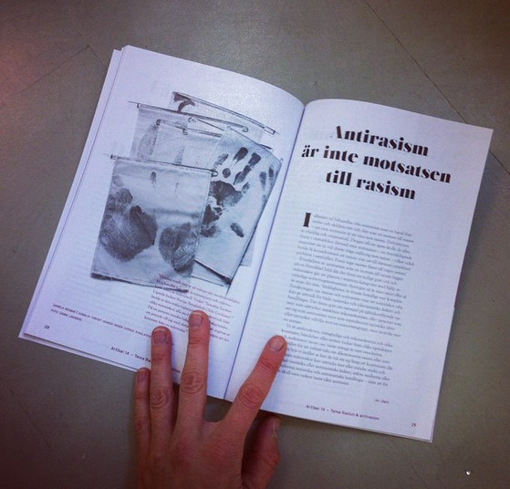 Collaboration  |  Magazine Artikel14