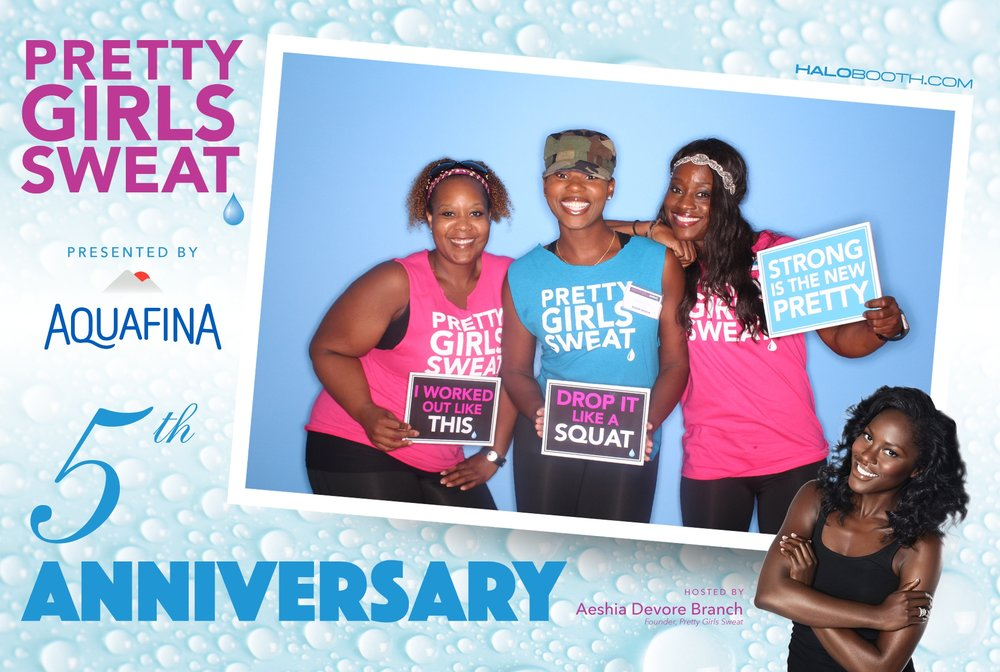 Pretty Girls Sweet 5th Anniversary - Presented by Aquafina