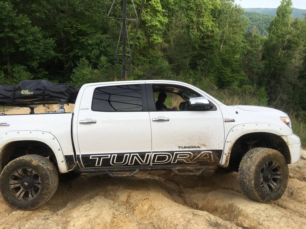 Offroading in North Carolina