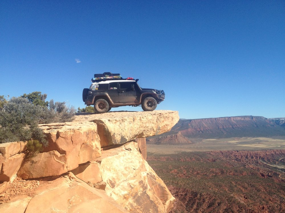 Always traveling, Moab Utah
