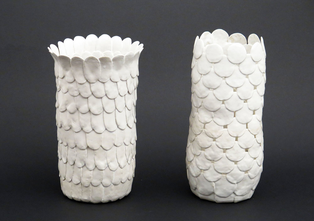 Cycloid Vases, 2015