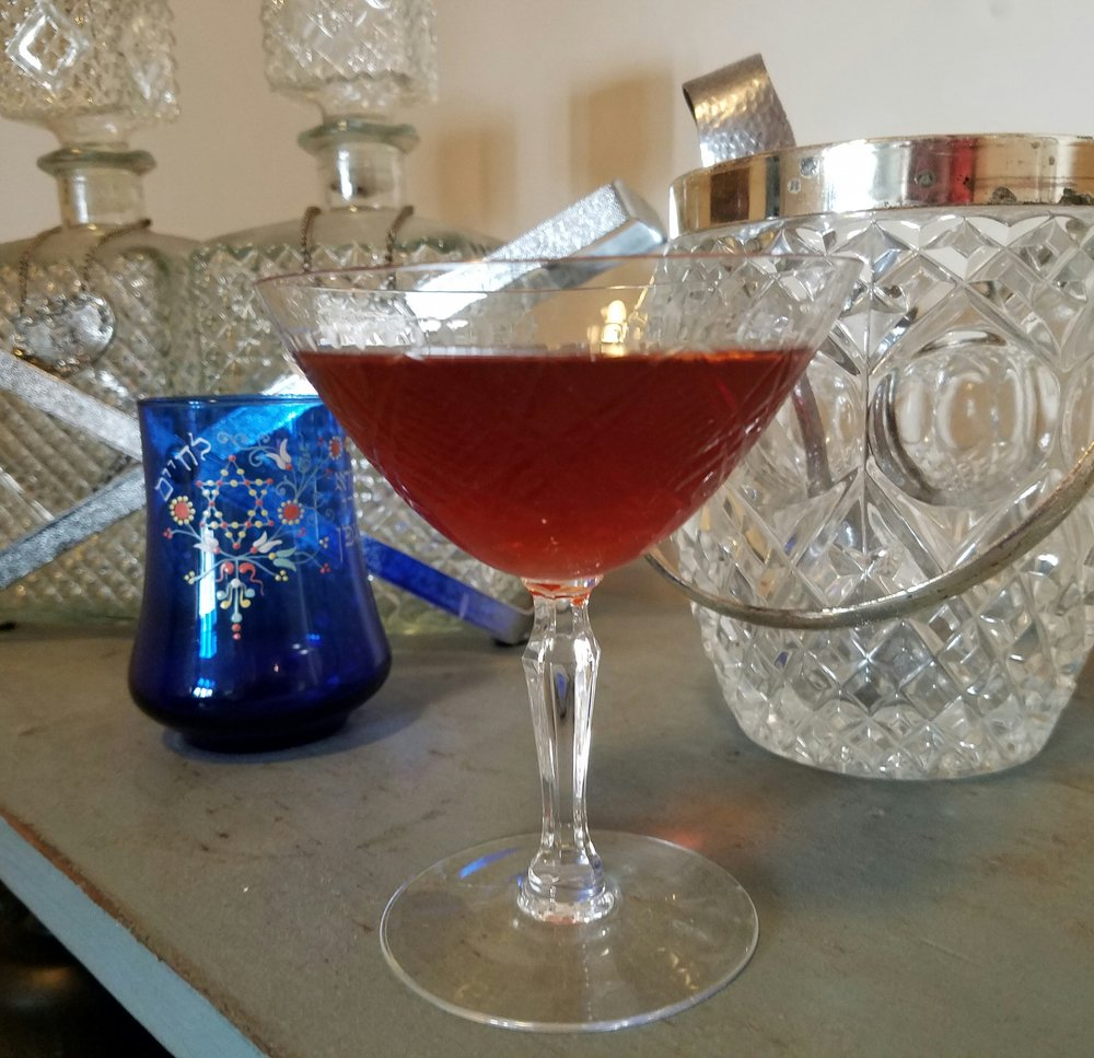 mazeltovcocktail