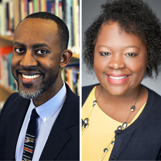 Jabari Sims- Dean, Relay Graduate School of Education Shama Batts- Assistant Professor of Practice, Relay Graduate School of Education