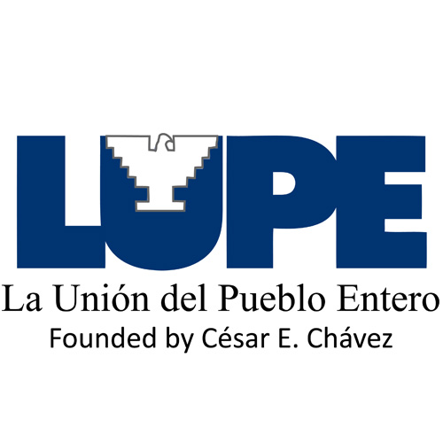 La Union del Pueblo Entero   Founded by labor rights activist César Chávez, LUPE builds stronger, healthier communities where colonia residents use the power of civic engagement for social change. From fighting deportations, to providing social services and English classes, to organizing for streetlights and drainage, LUPE responds to the needs of the community, and takes action that creates a chance for a better life. LUPE's strength derives from our 7,000+ members throughout the Rio Grande Valley.   lupenet.org