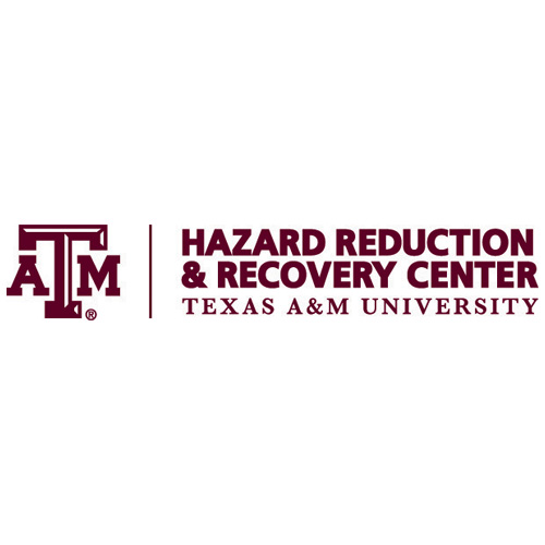 Hazard Reduction & Recovery Center, Texas A&M University   The Hazard Reduction and Recovery Center was established at Texas A&M University in 1988. HRRC researchers focus on hazard analysis, emergency preparedness and response, disaster recovery, and hazard mitigation. Researchers study the full range of natural disasters and technological hazards.   hrrc.arch.tamu.edu