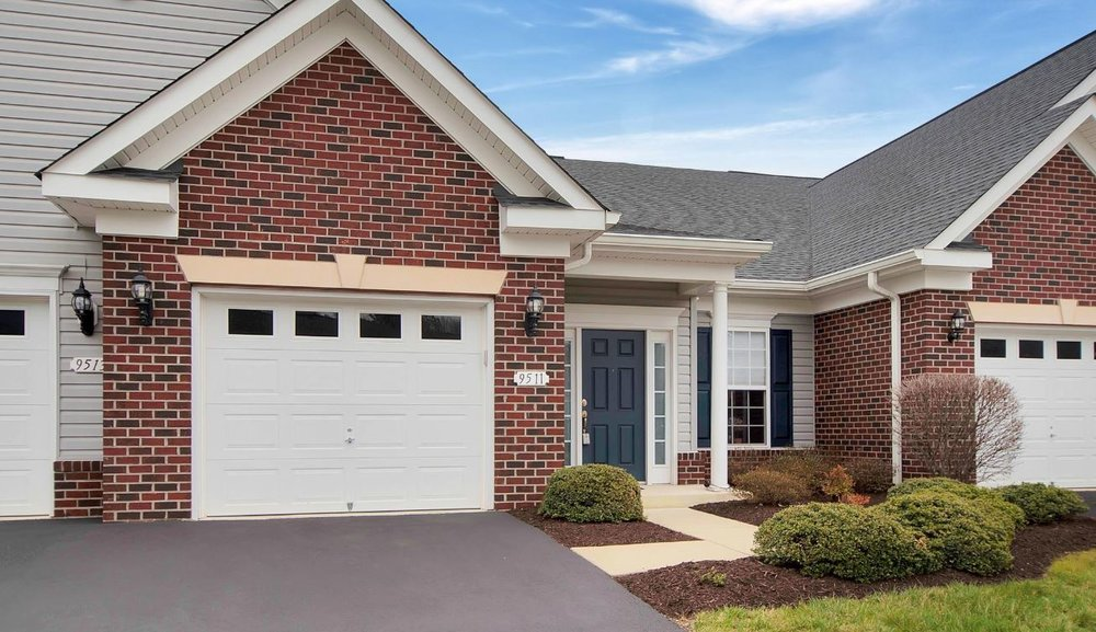 Low Maintenance in sought after 55+ Community in Lee's Hill! Spacious 1 level living with granite counters and stainless steel appliances! Step out onto your patio with private fenced backyard! Walk to community amenities and golf course. Close to VRE and Spotsy Hospital. HOA includes Lawn Maintenance. Room sizes approx.   View this listing