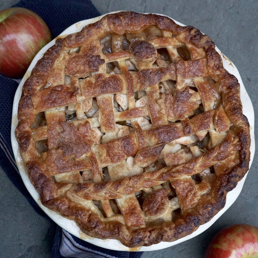 RECIPES   TRAP QUEEN APPLE PIE