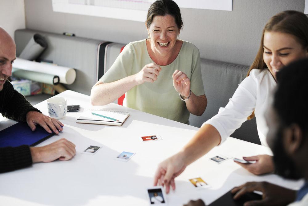 Talent Development, Team Building, & Innovation