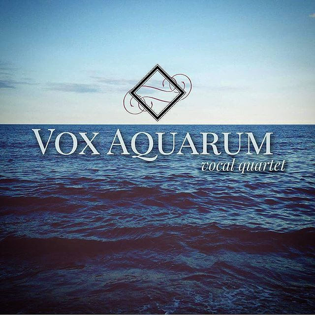 ANNOUNCING the launch of our new site!! Visit us at www.voxaquarum.com for audio clips, concert dates, and more! HAPPY SEPTEMBER! #voxaquarum #vox #aquarum #newsite #launch #quartet #classical #vocals #fall #september #sweaterweather