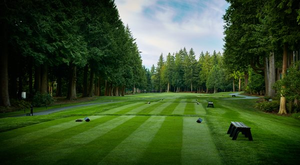 Sahalee Country Club - Sannanish, WA   HDPE - Toro Satellite System
