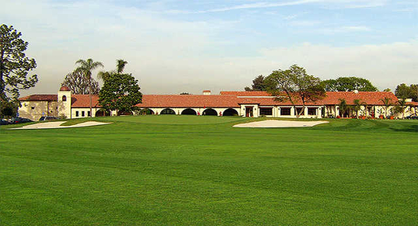 Virginia Country Club - Long Beach, CA   PVC - Rainbird Satellite System