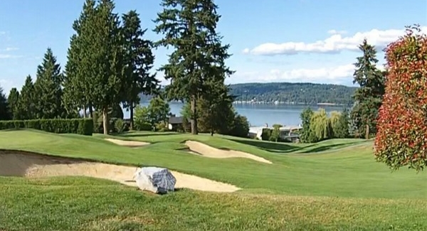 Sand Point Country Club - Seattle, WA   HDPE - Rainbird IC System