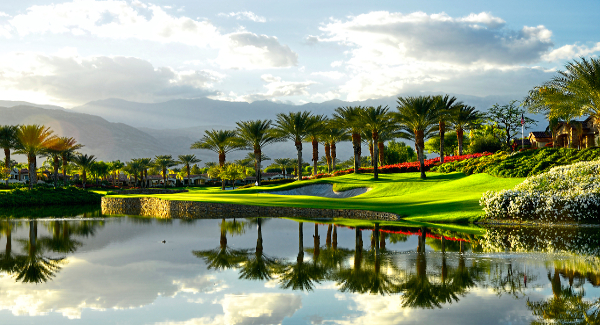 Toscana Country Club - Indian Wells, CA   PVC - Rainbird Satellite System