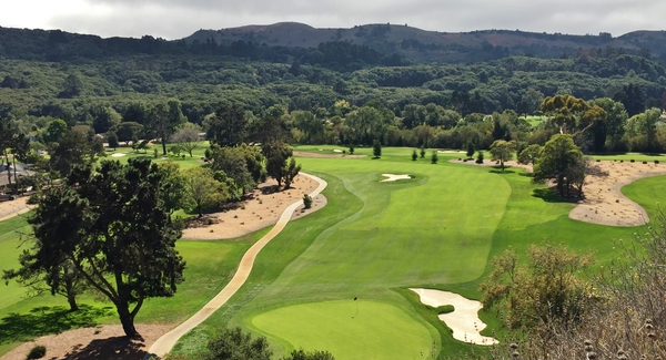Quail Lodge Golf Club - Carmel, CA   HDPE - Rainbird IC System