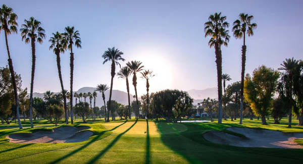 Tamarisk Country Club - Rancho Mirage, CA   PVC - Toro Satellite System
