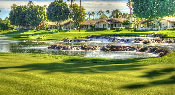 The Lakes Country Club - Palm Desert, CA   PVC - Rainbird Satellite System