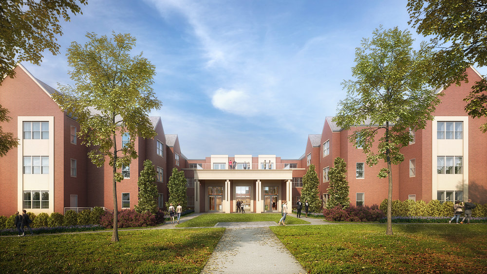 LU Alumni Residence Hall