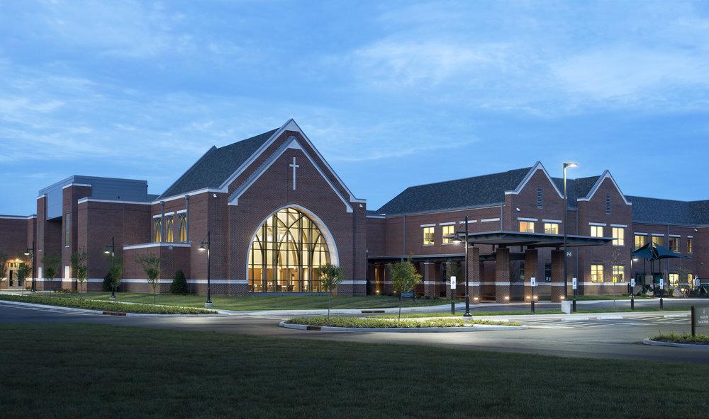 Franklin First United Methodist Church