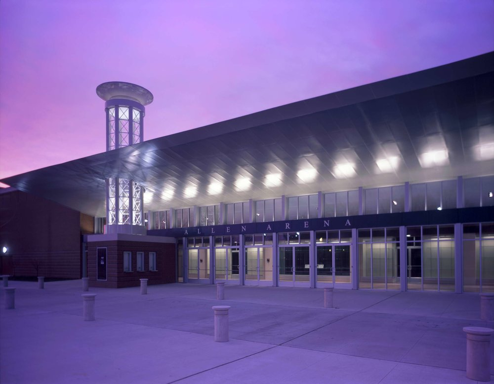 Lipscomb University Allen Arena