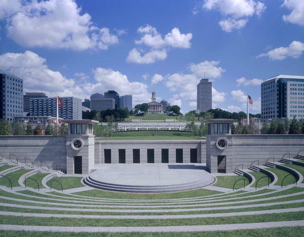 Tennessee Bicentennial Capitol Mall