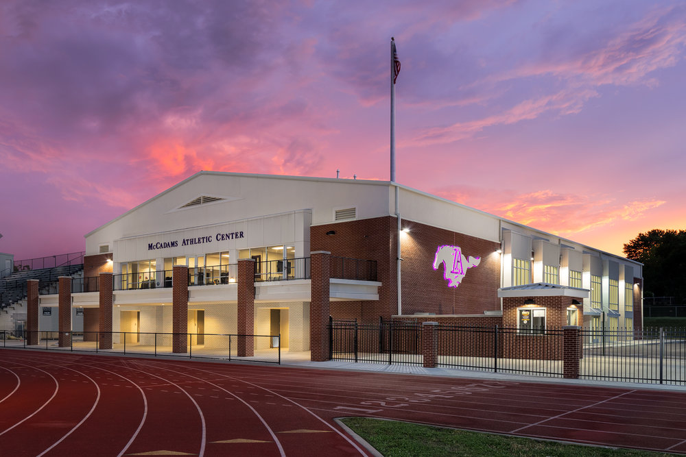 Lipscomb Academy McCadams Athletic Facility