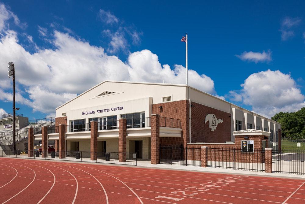 Lipscomb Academy McCadams Athletic Center