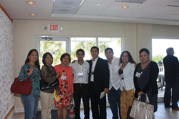 Doctors from the IAO Philippines Section again came to the IAO Annual Meeting in large numbers.