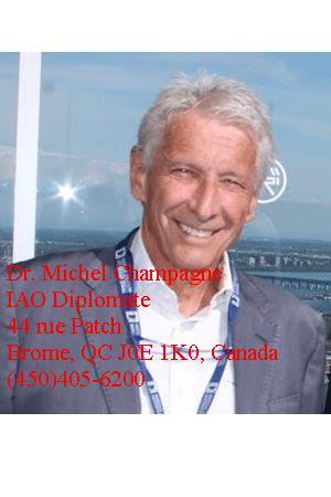 By: Dr. Michel Champange; Comment By: Dr. Allan MacDonald