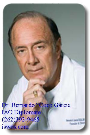 "By; Dr. Bernardo ""Coco"" Garcia"