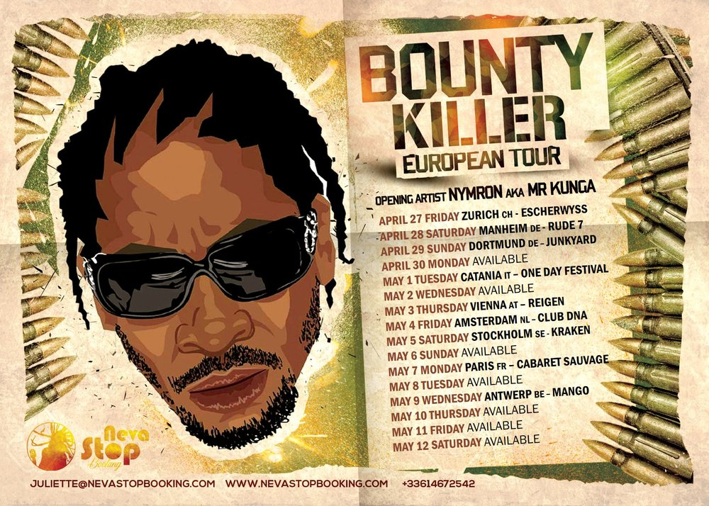 (Reggae / Dance Hall) [CD] Bounty Killer